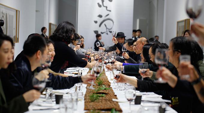 【 山先生的廚房 | 亞洲藝術中心 + 伍拾伍號院子 】山廚夜火深