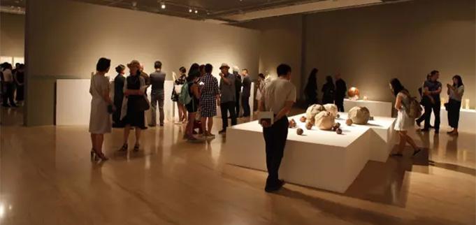 【 現場 | 高振宇 】個展《泥洹》在中國美術館開幕